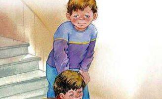 Обидчики — Осеева В.А. Рассказ про налаживание отношений с ребятами.