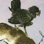 Пиковая дама - Пришвин М.М. Рассказ про очень задиристую курицу.