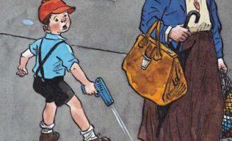 Саша — Носов Н.Н. Рассказ про мальчика Сашу и его пистолет с пистонами.