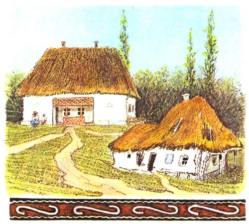 Сказка про злыдней - украинская народная сказка