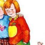 Все вместе - Осеева В.А. Рассказ про двух девочек-первоклассниц