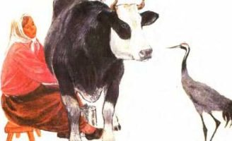 Журка — Пришвин М.М. Рассказ про молодого журавля. 5 (2)