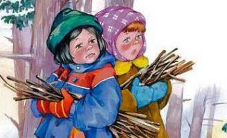 Заячья шапка — Осеева В.А. Сказка про шапку и хвастовство. 0 (0)