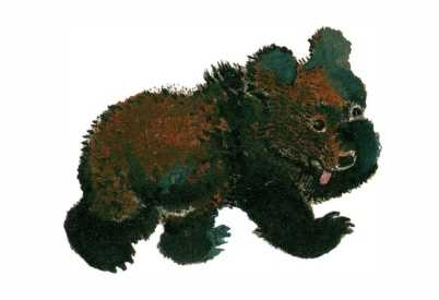 Медвежата - Чарушин Е.И.