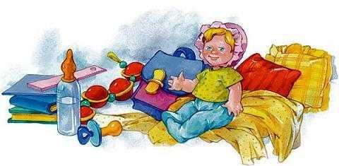 Девочка с куклой - Осеева В.А.