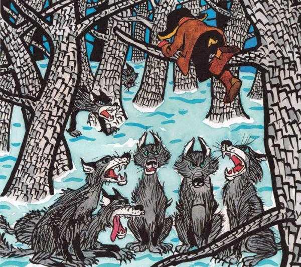 Три охотника - Носов Н.Н.