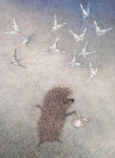 Ёжик в тумане - Козлов С.Г.