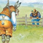 Братец Кролик и Братец Медведь - Харрис Д.Ч. Как Кролик воровал горох.