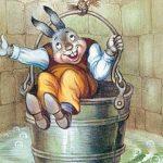 Братец Кролик-рыболов - Харрис Д.Ч. Сказка про Кролика и Лиса.