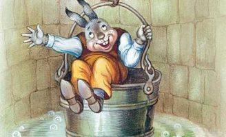 Братец Кролик-рыболов — Харрис Д.Ч. Сказка про Кролика и Лиса. 1 (1)
