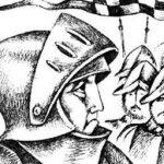 Черный Родерик (легенда) - шотландская сказка. Сказка про рыцарей.