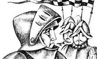 Черный Родерик (легенда) — шотландская сказка. Сказка про рыцарей.