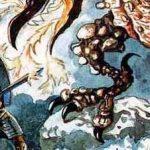 Чудовище Уиндел-стоунского ущелья - английская сказка.