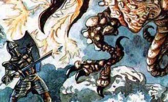 Чудовище Уиндел-стоунского ущелья — английская сказка.