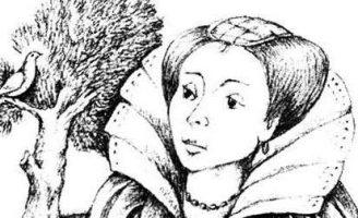 Дочь графа Мара — английская сказка. Сказка про волшебного голубка.