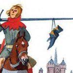 Джек-гроза великанов - английская сказка. Сказка про Джека и великанов.
