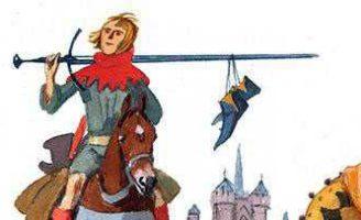 Джек-гроза великанов — английская сказка. Сказка про Джека и великанов.