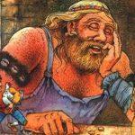 Джек и бобовый стебель - английская сказка. Сказка про мальчика Джека.