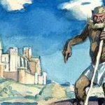 Джонс и Боггарт из Бриксуорта - английская сказка. Сказка про великана.