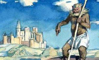 Джонс и Боггарт из Бриксуорта — английская сказка. Сказка про великана.
