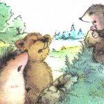 Это чей холм? - Козлов С.Г. Сказка про Ежика, Медвежонка и Крота.