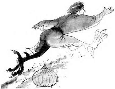 Иван Курья нога - белорусская народная сказка