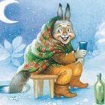 Как Братец Кролик лишился хвоста - Харрис Д.Ч. Сказка про хвост.