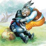 Как Братец Кролик перехитрил Братца Лиса - Харрис Д.Ч. Сказка.