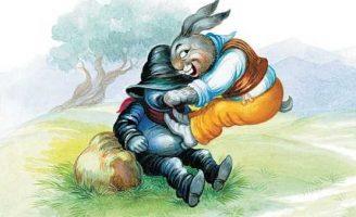 Как Братец Кролик перехитрил Братца Лиса — Харрис Д.Ч. Сказка. 1.5 (2)