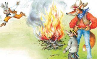 Как Братец Кролик управился с маслом — Харрис Д.Ч. Сказка. 1 (1)