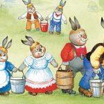 Как Братец Кролик выдоил Матушку Корову - Харрис Д.Ч. Сказка.