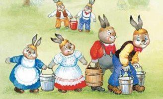 Как Братец Кролик выдоил Матушку Корову — Харрис Д.Ч. Сказка.