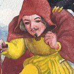 Карликов камень - шотландская сказка. Сказка про карлика и двух братьев.