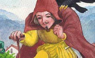 Карликов камень — шотландская сказка. Сказка про карлика и двух братьев.