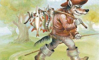 Корова Братца Кролика — Харрис Д.Ч. Сказка как Кролик обхитрил Волка. 1 (1)