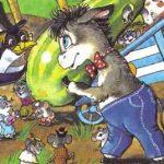 Мафин и его знаменитый кабачок - Хогарт Энн. Как ослик растил кабачок.