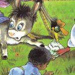 Мафин ищет клад - Хогарт Энн. Сказка как ослик Мафин нашел план клада.