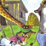 Мафин поёт песенку - Хогарт Энн. Сказка про странную песенку ослика.