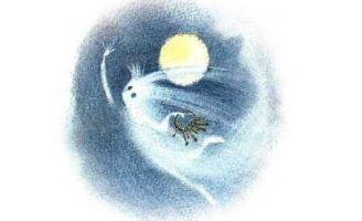 Маленькое привидение — Пройслер О. Сказка про доброе привидение.