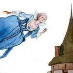 Моховушка - английская сказка. Сказка про девушку и ее возлюбленного.