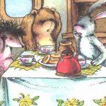 Может, откроем глаза? - Козлов С.Г. Сказка про Зайца и его друзей.