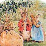 Пампушата - Поттер Б. Сказка про шестерых крольчат.