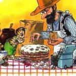 Петсон и Финдус: Именинный пирог - Нурдквист С. Сказка про Петсона.