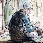 Портной из Глостера - Поттер Б. Сказка про портного и мышей.