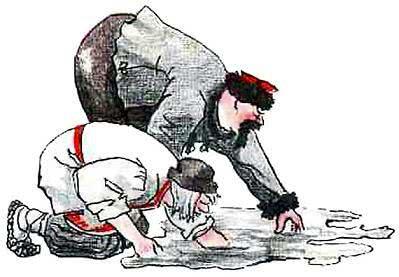 Потерянное слово - белорусская народная сказка