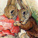 Повесть о Бенджамине Банни - Поттер Б. История про двух кроликов.