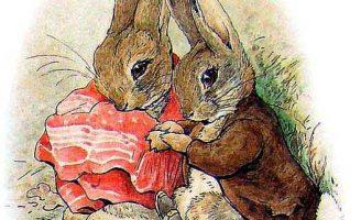 Повесть о Бенджамине Банни — Поттер Б. История про двух кроликов. 0 (0)