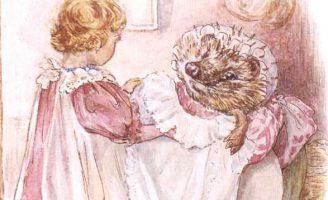 Повесть про Миссис Тигги-Мигл — Поттер Б. Сказка про Девочку и ежиху. 0 (0)