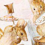 Повесть про двух вредных мышей - Поттер Б. Сказка про мышей.