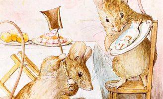 Повесть про двух вредных мышей — Поттер Б. Сказка про мышей. 0 (0)